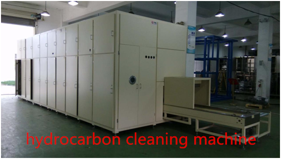 multi station vacum hydrocarbon cleaning machine