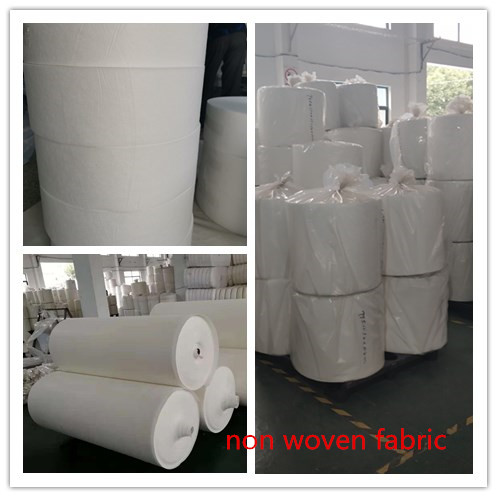 ES Hot rolled non woven fabric mask material